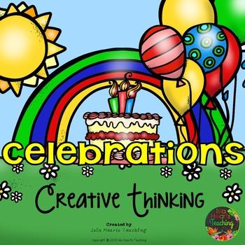 Celebrations (Creative Thinking)