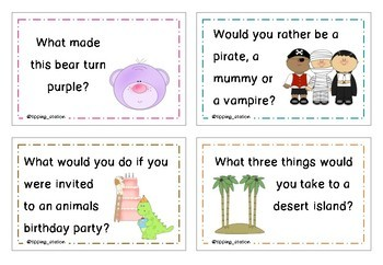 Creative Thinking Cards