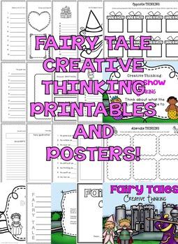 Fairytales (Creative Thinking)