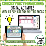 Creative Thinking Interactive Paperless Digital Writing Ac