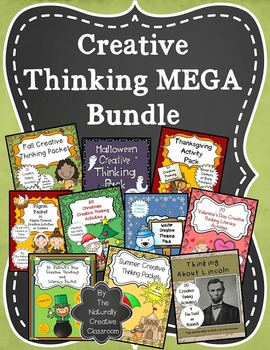 Creative Thinking MEGA Bundle