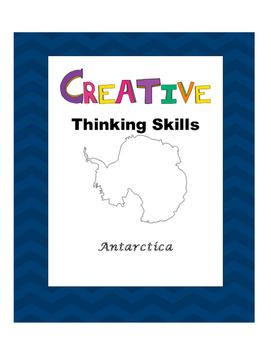 Creative Thinking Skills Antarctica
