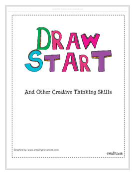 Creative Thinking Skills: Draw Start