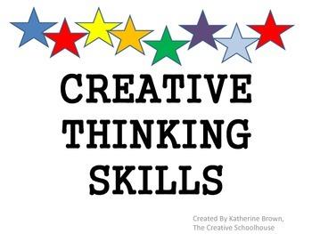 Creative Thinking Skills Mobile