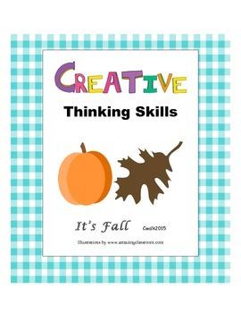 Creative Thinking Skills: Pumpkins and Leaves