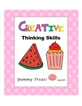 Creative Thinking Skills: Yummy Treats
