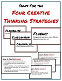 Creative Thinking Strategies Signs