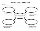 Creative Thinking Web
