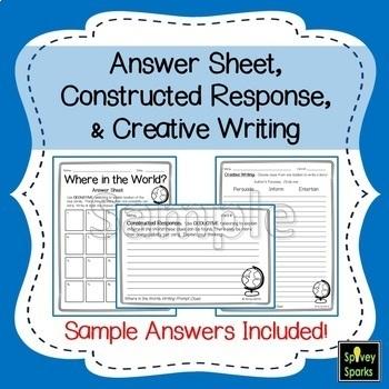Creative Thinking Writing Activities