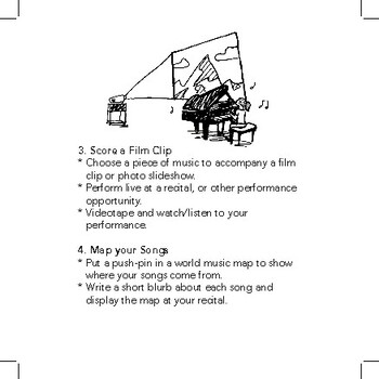 Creative Tips for Piano Teachers