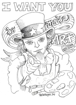 Creative Uncle Sam