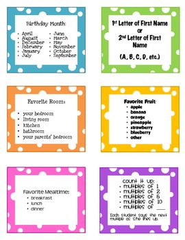Creative Ways to Line Up Your Class