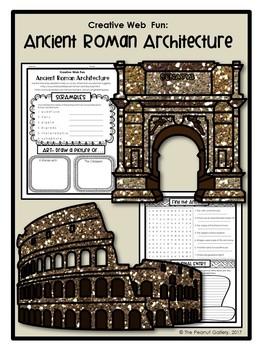 Creative Web Fun: Ancient Roman Architecture