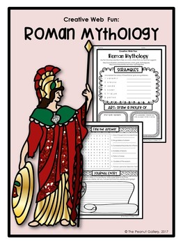 Creative Web Fun: Roman Mythology