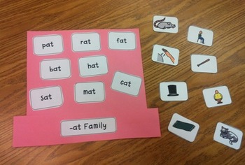Creative Word Families (4 Pack)