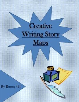 Creative Writing Story Maps
