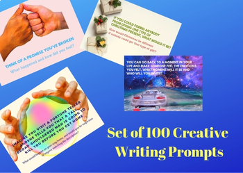Creative Writing - 100 Prompts (part-2)