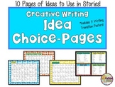 Creative Writing With Writing Prompts and Story Starters a