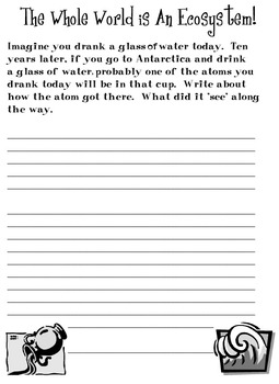 Creative Writing - 50+ Worksheets