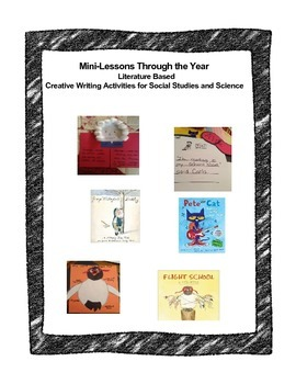 Creative Writing Activities for Social Studies and Science