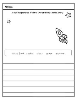 Creative Writing: Aliens