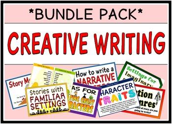 Creative Writing (BUNDLE PACK)