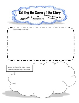 Creative Writing Building A Story with Fun Game and Crafts