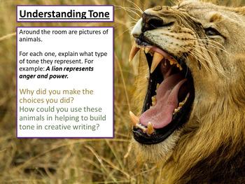 Creative Writing: Building Tone