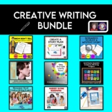 Creative Writing Bundle for Distance Learning