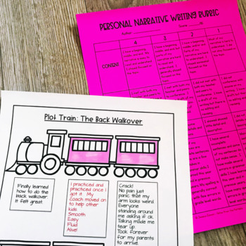 Writer's Workshop Bundle - Grade 2 (Poetry, Personal, and Fictional Narrative)