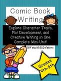 Creative Writing - Comic Book Writing