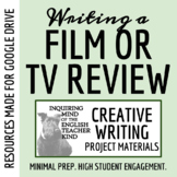 High School Creative Writing: The Media Critique