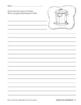 Creative Writing-Descriptive Paragraphs ( Describing Feelings)