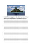 Creative Writing - Deserted Island