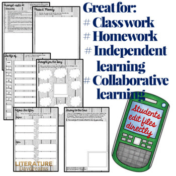 Digital Writing Workbook Creative Writing Tasks Activities Prompts