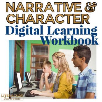Creative Writing Digital Learning Workbook: Narrative and