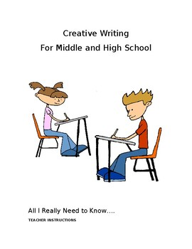 Creative Writing - Everything I Need to Know