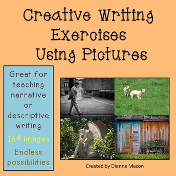 Creative Writing Exercises Using Pictures