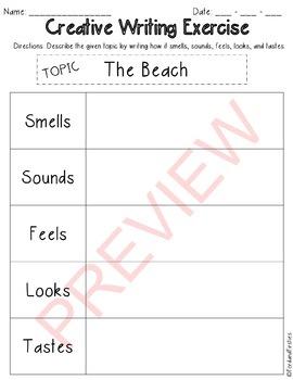 Creative Writing Exercises!