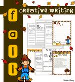 Thanksgiving Writing - Fall Creative