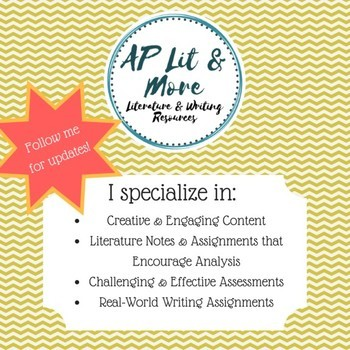 Creative Writing Fixed-Form Poetry Bundle