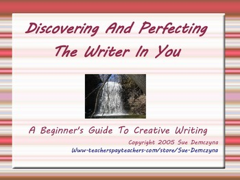 Creative Writing For Beginners