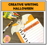 Creative Writing- Halloween