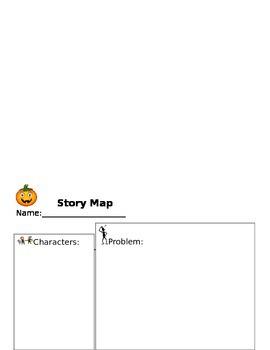 Creative Writing Halloween themed, with rubrics,