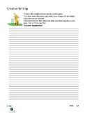 Creative Writing Handout 12