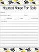 Creative Writing Haunted House For Sale