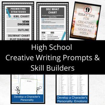Creative Writing High School Bundle