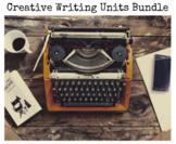 ELA or Creative Writing High School Units Bundle works for