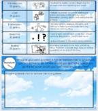 Creative Writing: Hot Air Balloon Ride