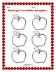 Creative Writing: If You Give a Teacher an Apple